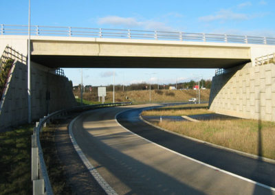 M62 J6 Improvements